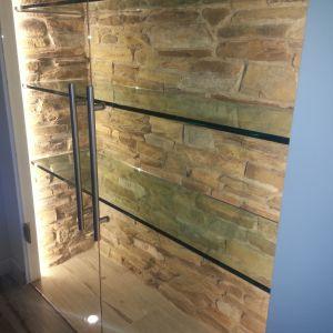Les étagères en verre - Les étagères en verre