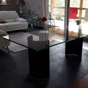 Tables en verre - Bureaux en verre