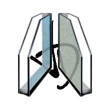 Double vitrage - Double vitrage