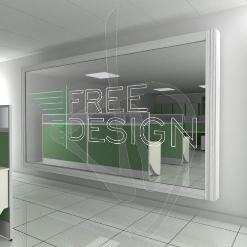 signe-miroir-avec-le-logo-lumineux-et-cadre-recouvert-en-bois-diverses-finitions