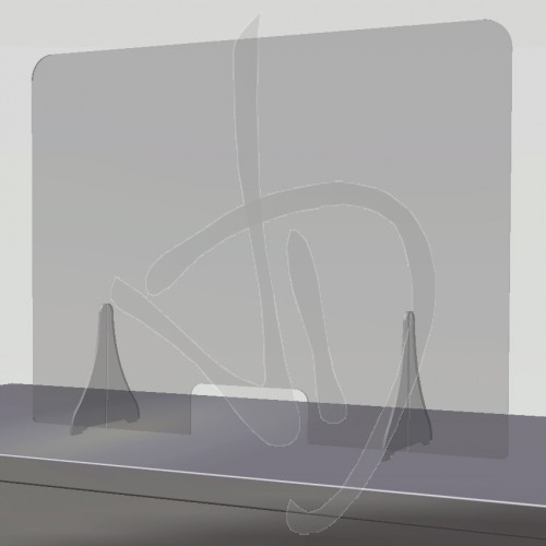 panneaux-de-separation-protection-plexiglas-mesure-transparente-avec-pousseurs
