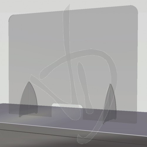 protection-plexiglas-de-mesure-transparente-avec-pousseurs