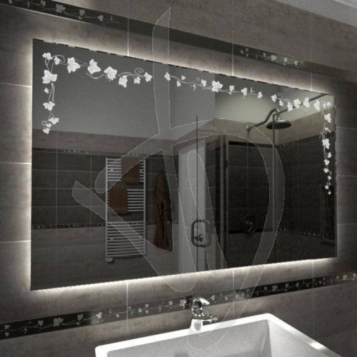 mesure-miroir-avec-une-decoration-et-c021-grave-allume-et-retro-eclairage-led