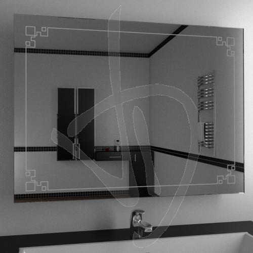 miroir-de-salle-de-bains-avec-une-decoration-b013