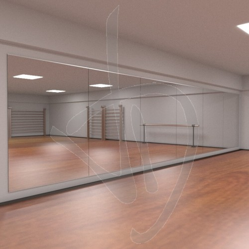 miroir-mural-avec-kit-modulaire-de-profiles-de-fixation-murale