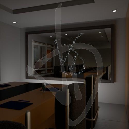 miroir-lumineux-avec-logo-personnalise-et-avec-cadre-en-bois-recouvert-diverses-finitions