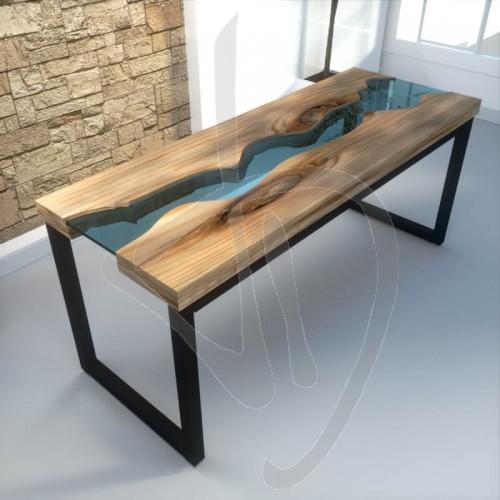 riviere-table-de-salon-sur-mesure