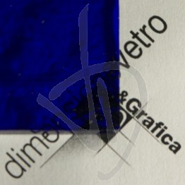Vetro Cattedrale Blu Cobalto 1