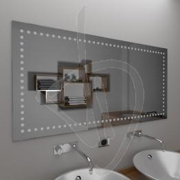 Specchio decorativo, con decoro B015