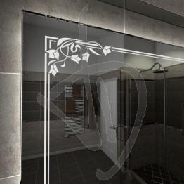mesure-miroir-avec-une-decoration-et-c020-grave-allume-et-retro-eclairage-led