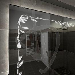 mesure-miroir-avec-une-decoration-et-c015-grave-allume-et-retro-eclairage-led