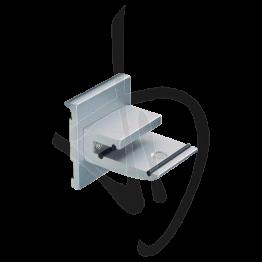 Reggimensola per carichi leggeri, Misure H38xL50, Sp. 8 mm