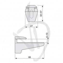 tablette-pour-des-charges-legeres-mesure-h32-37xl66-sp-6-10-mm