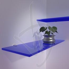 Mensole blu, Su Misura