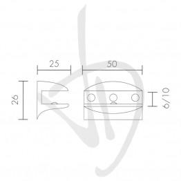 tablette-pour-des-charges-legeres-des-mesures-35xp35mm-epaisseur-de-verre-6-15-mm