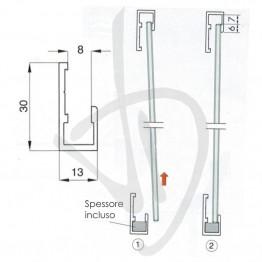 profil-pour-montage-en-miroir-simple-30-mm-x-3000-mm-x-13-l