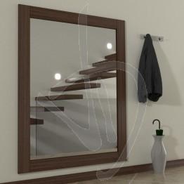 Specchio su misura, con cornice