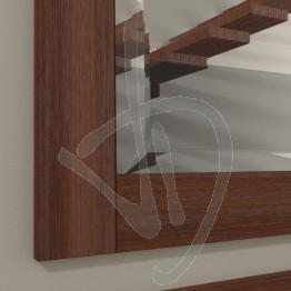 entree-miroir-avec-cadre-en-bois-massif-en-chene-couleur-cerise