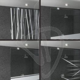 douche-mural-fixe-coutume-verre-gris-decore-en-europe